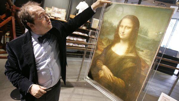 Mona Lisa - Sputnik Türkiye