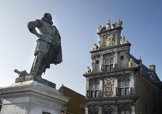 Hollanda'nın Hoom kentindeki Westfries Müzesi