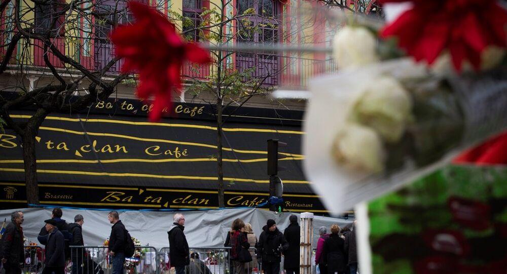 Paris saldırıları- Bataclan