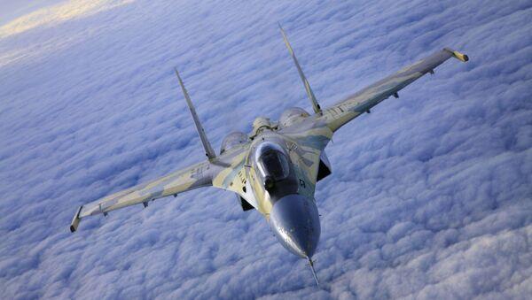 Sukhoy Su-35 - Sputnik Türkiye