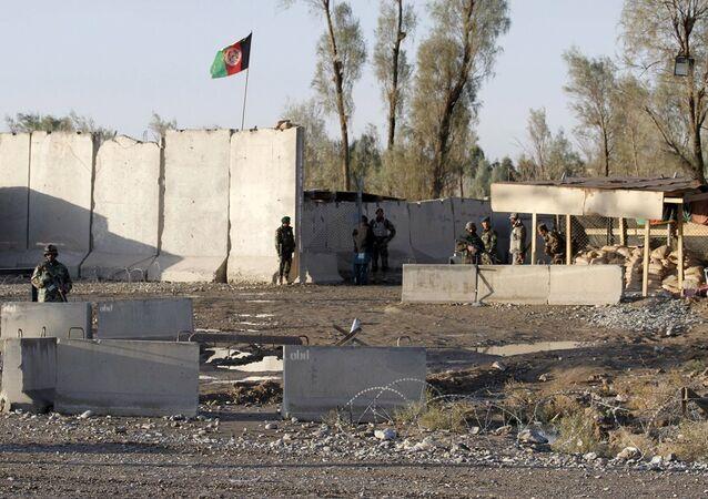 Afganistan  / Kandahar'da Taliban saldırısı
