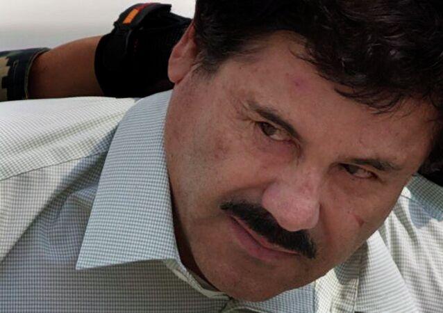 Meksikalı uyuşturucu baronu Joaquin Guzman