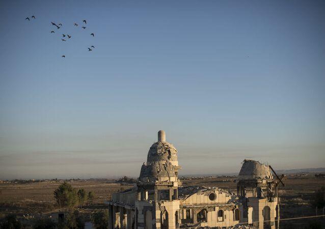 IŞİD'den kurtarılan Hristiyan köyleri