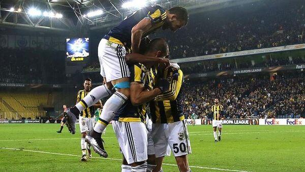 Fenerbahçe-Celtic - Sputnik Türkiye