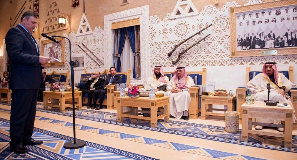 Suriyeli muhaliflerin Riyad'daki görüşmeleri