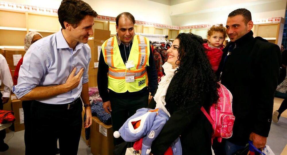 Kanada- sığınmacı