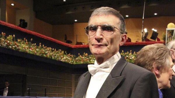 Nobel Kimya Ödülü kazanan Türk bilim adamı Aziz Sancar - Sputnik Türkiye