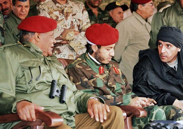 Kaddafi'nin oğlu Lübnan'da kaçırıldı
