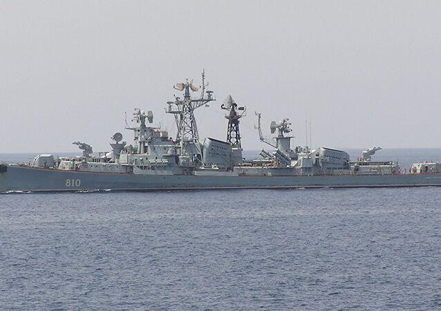 Rus askeri devriye gemisi