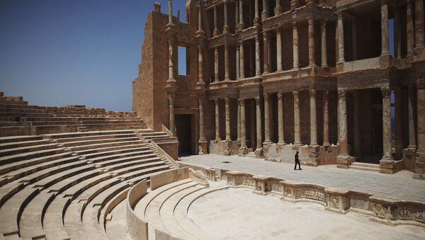 Libya'nın Sabratha antik kenti - Sputnik Türkiye