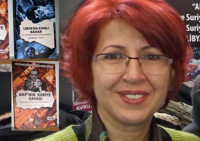 Sendika.Org yazarı Hamide Yiğit