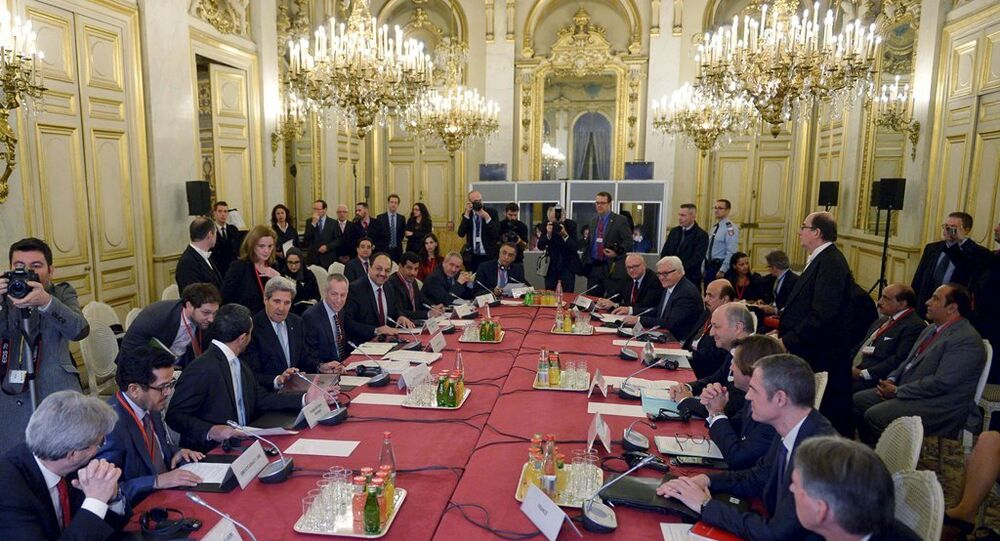Fransa Suriye zirvesi