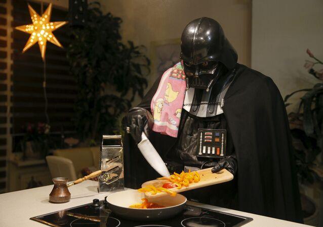 Odessa'lı Darth Vader