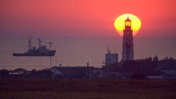 Rusya'dan Kırım'a uzanan ikinci enerji hattı açıldı - Sputnik Türkiye