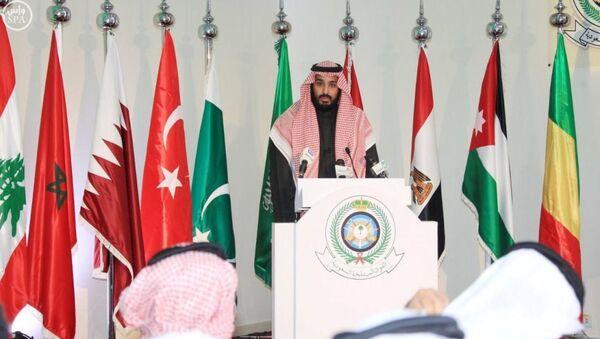 Teröre Karşı İslam İttifakı -  Muhammed bin Salman - Sputnik Türkiye