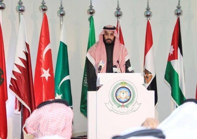 Teröre Karşı İslam İttifakı -  Muhammed bin Salman