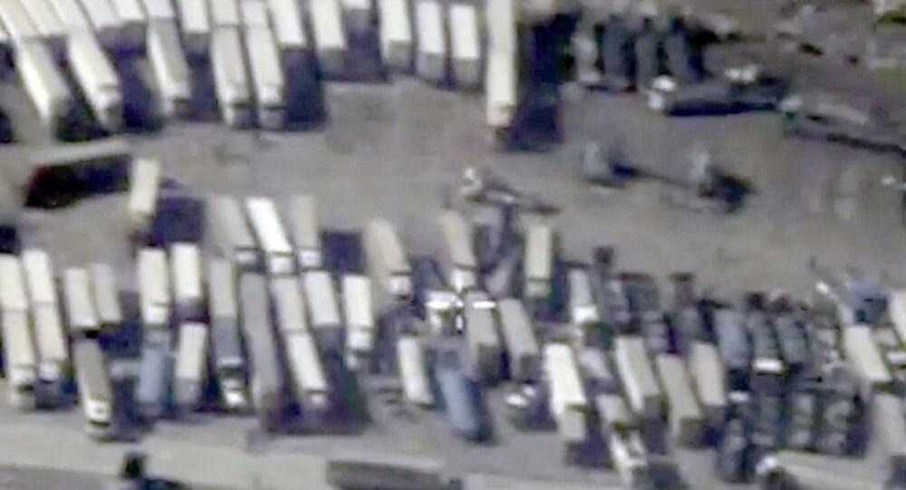 IŞİD petrol tankeri