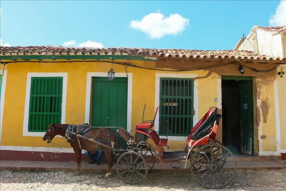 Karayiplerin özgün 'turistik cenneti': Küba
