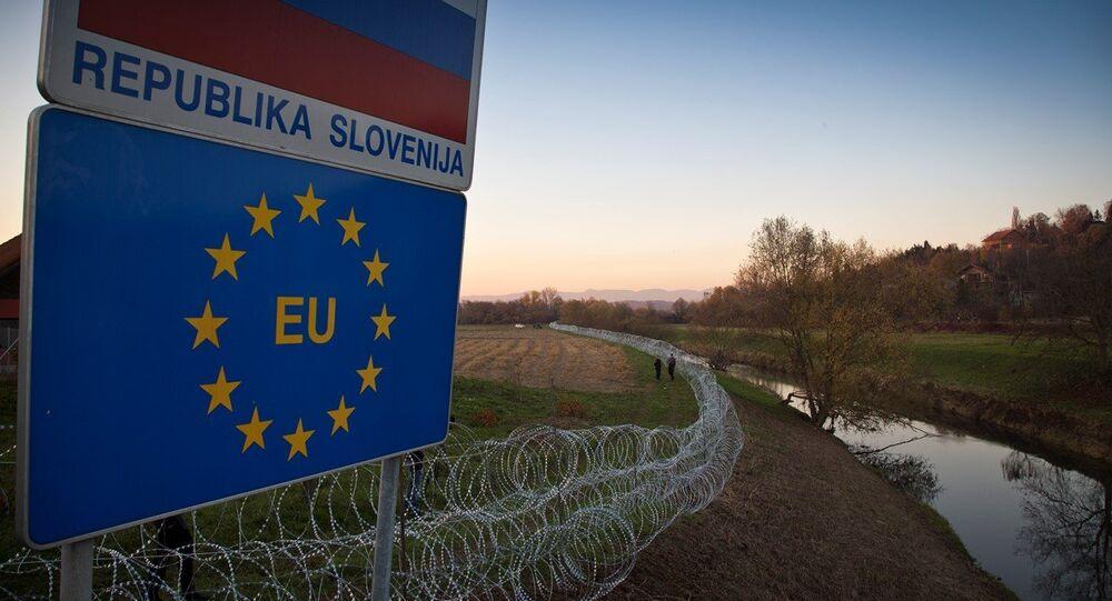 Slovenya- sığınmacı