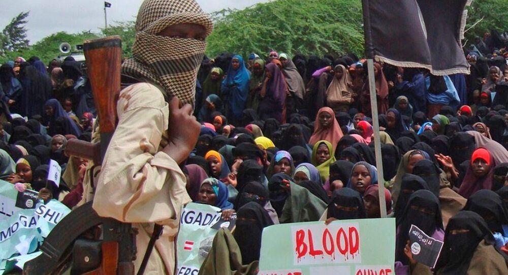 Somali - Eş Şebab