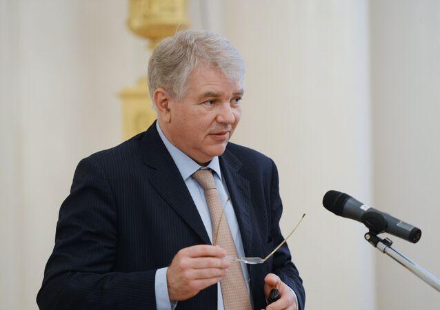 Rusya Dışişleri Bakan Yardımcısı Aleksey Meşkov