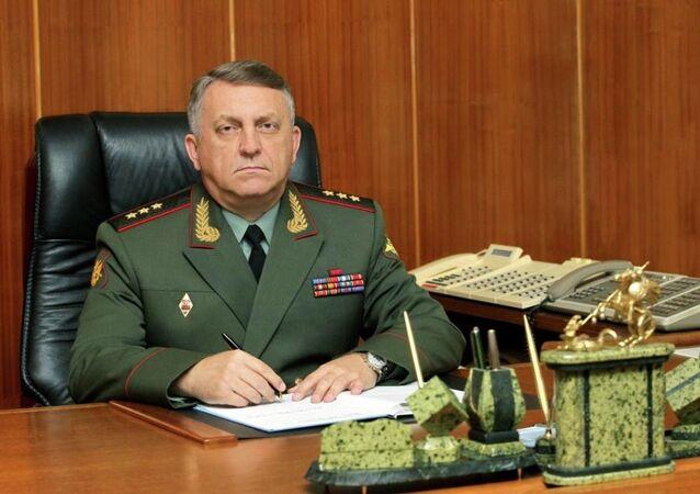 Rusya Stratejik Füze Kuvvetleri Komutanı Sergey Karakayev