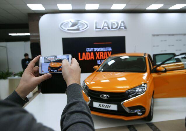 Lada'nın yeni modeli geliyor