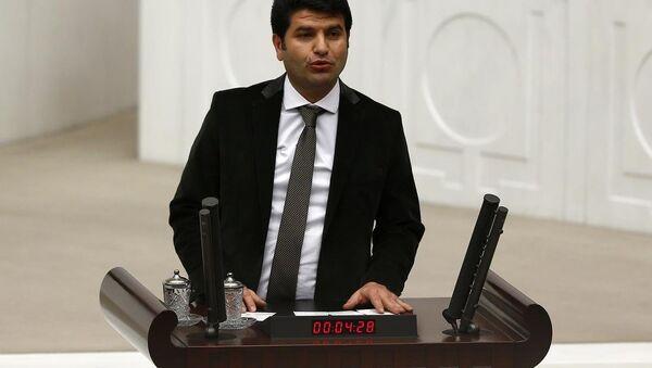 HDP'li vekil Mehmet Ali Aslan - Sputnik Türkiye