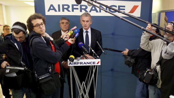 Air France CEO'su Frederic Gagey - Sputnik Türkiye