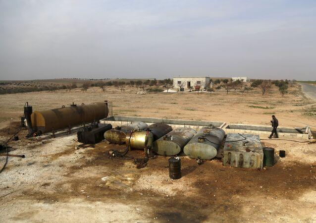 Suriye - Petrol