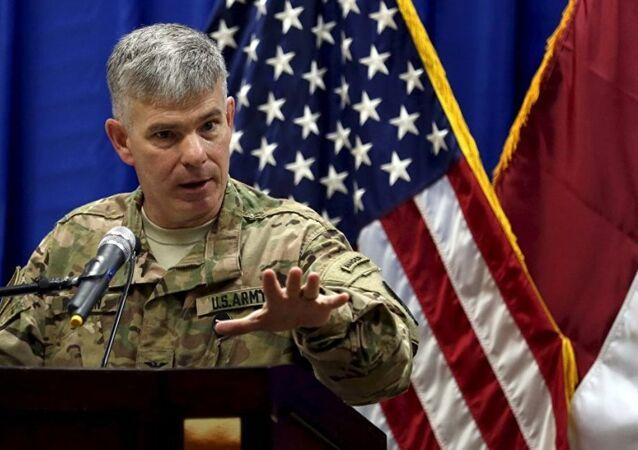 Doğal Kararlılık Operasyonu Sözcüsü Albay Steve Warren