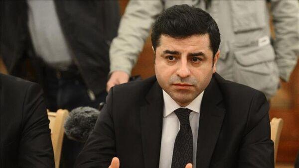 HDP Eş Genel Başkanı Demirtaş Moskova'da - Sputnik Türkiye