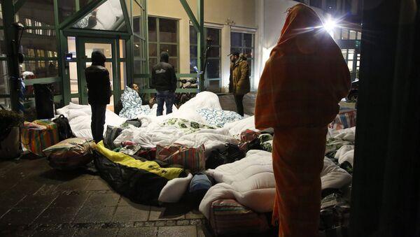İsveç Göçmenler Dairesi - Sputnik Türkiye