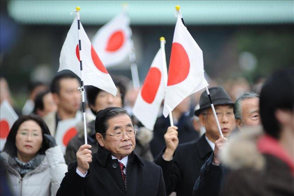Japonya İmparatoru Akihito 82 yaşında