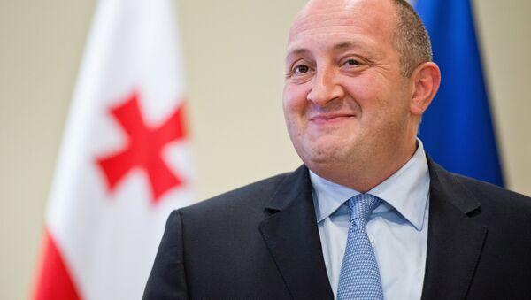 Grigoriy Kvirikaşvili - Sputnik Türkiye