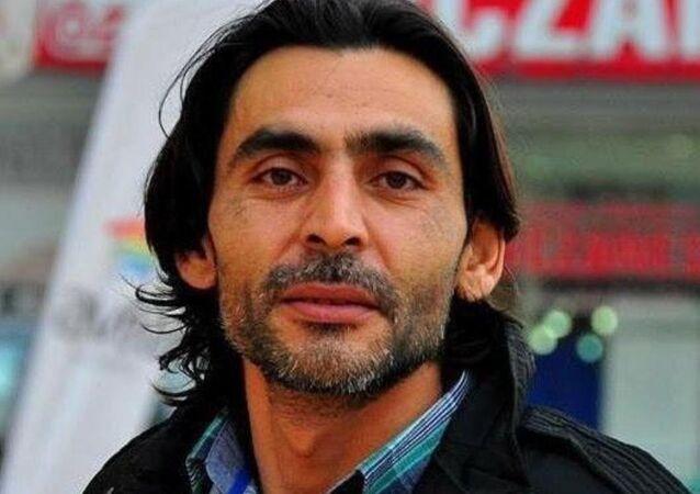 Suriyeli aktivist Naji Jerf