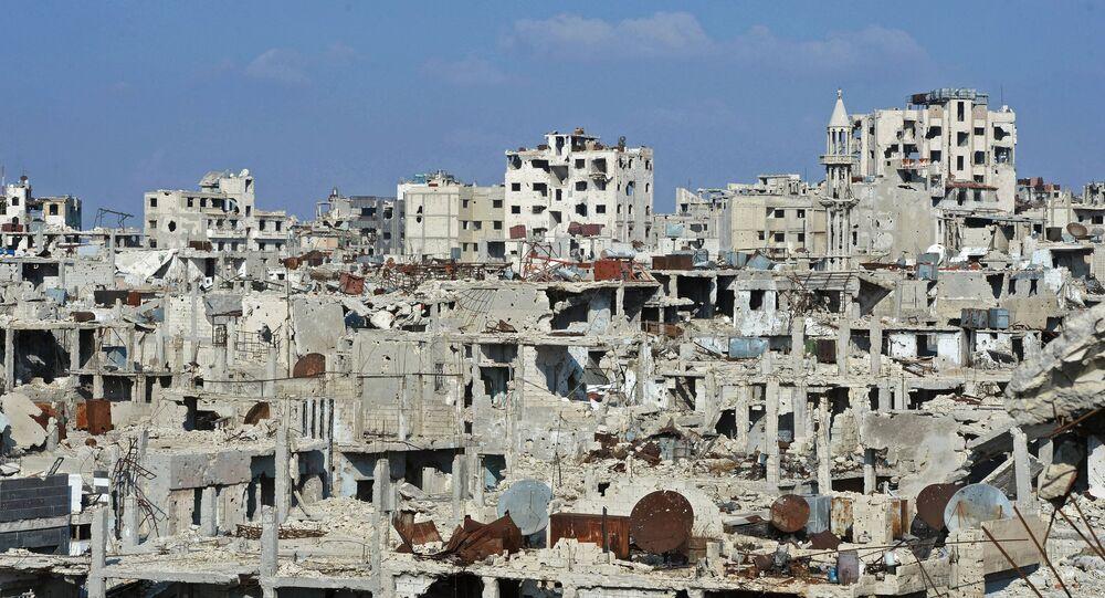 Suriye - Humus