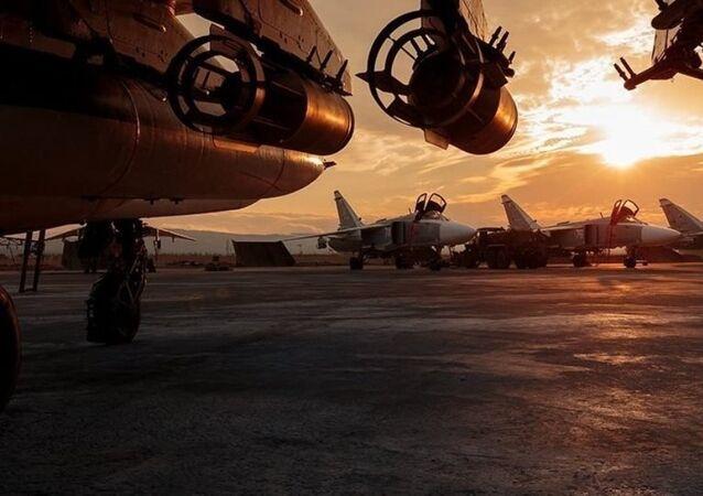 Rusya'nın Suriye'deki hava üssü Hmeymim'de günlük yaşam