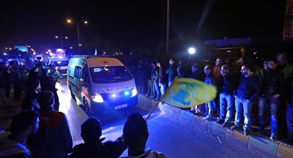 Suriye'de takas