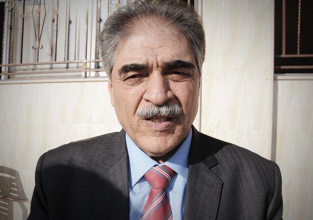 Cezire Kantonu Eşbaşbakan Yardımcısı Hüseyin Azam