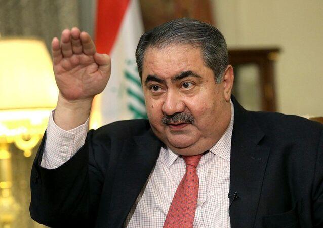 Irak Maliye Bakanı Hoşyar Zebari