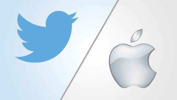 Twitter - Apple - Sputnik Türkiye