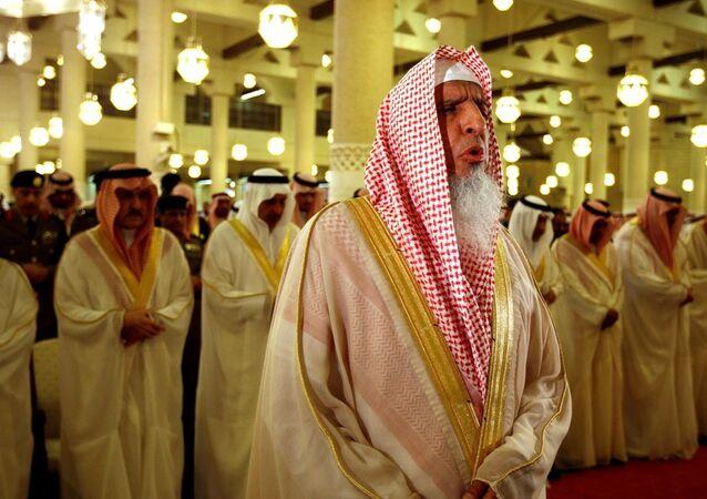 Suudi Arabistan Başmüftüsü Abdülaziz bin Abdullah el Şeyh