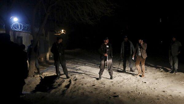 Afganistan'da patlama - Sputnik Türkiye