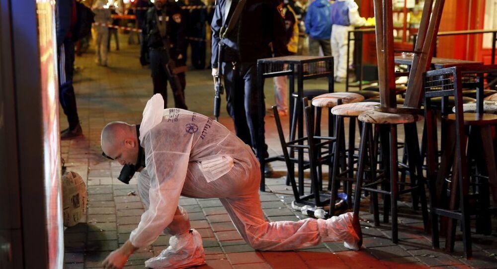 Tel Aviv'deki bar saldırısı