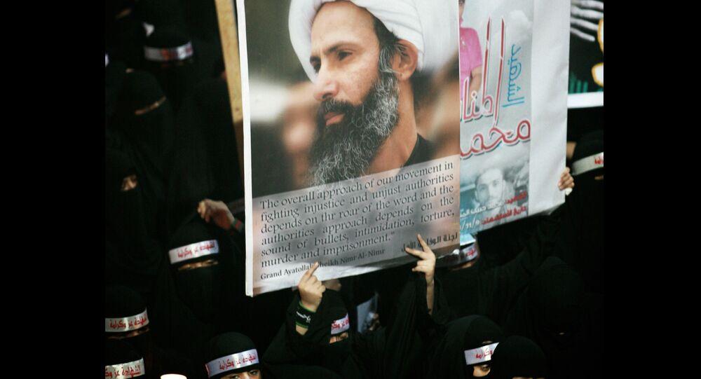Suudi Arabistan'da idam edilen Şii din adamı Şeyh Nimr Bakır el Nimr