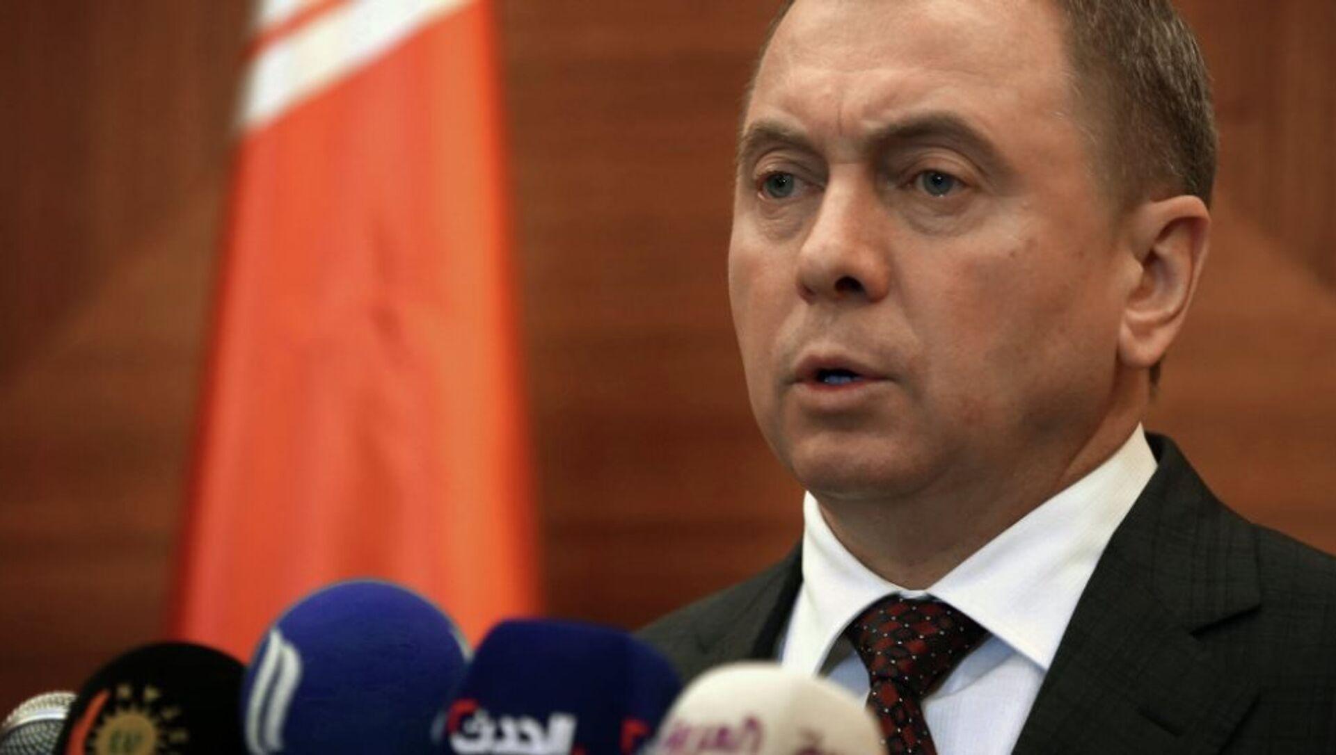 Belarus Dışişleri Bakanı Vladimir Makey - Sputnik Türkiye, 1920, 10.04.2021