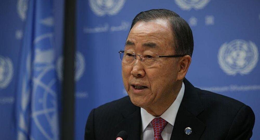 BM Genel Sekreteri Ban Ki-mun
