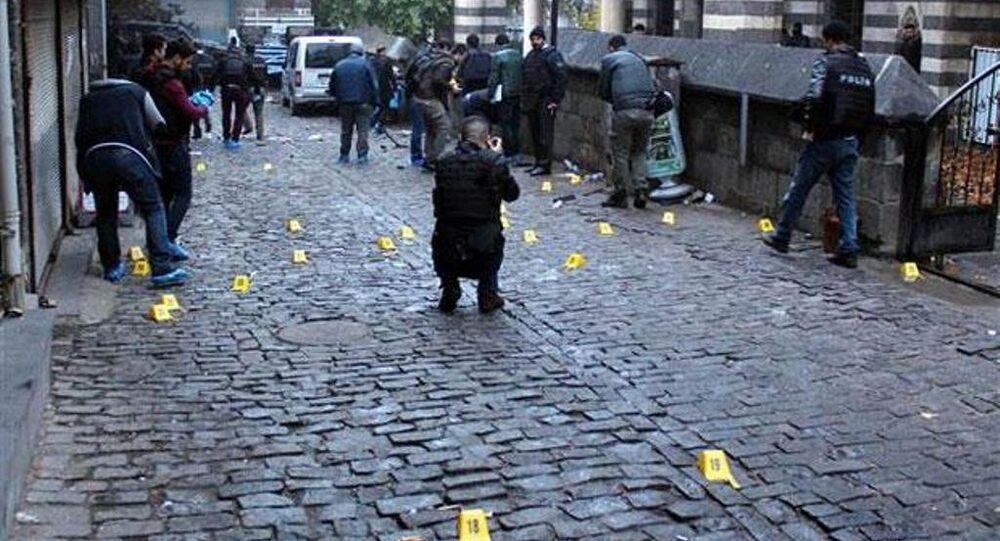 Tahir Elçi'nin öldürüldüğü yerde 28 silahtan 108 mermi ateşlendi.