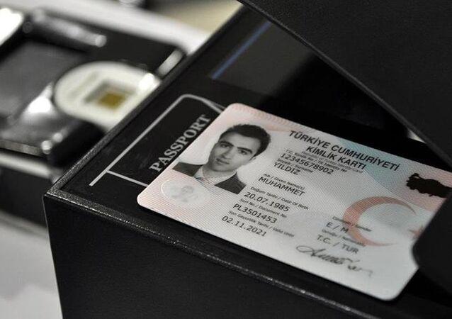 Yeni kimlik kartları